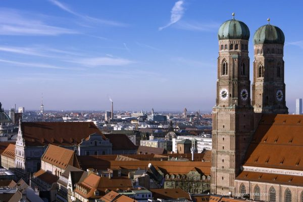 Reisen: Freiburg & München