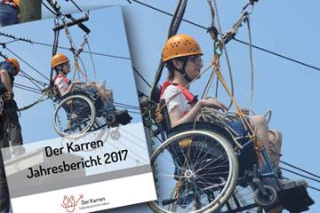 Jahresbericht 2017 erschienen
