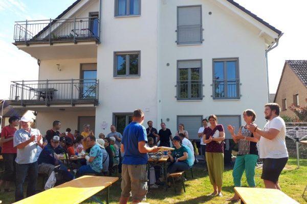 Ambulant Betreutes Wohnen: Sommerfest