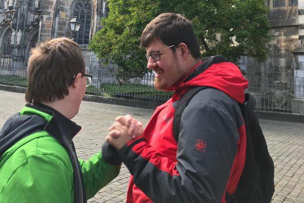 Gruppenreise: ein Wochenende in Aachen