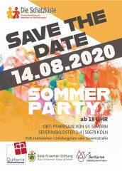 schatzkiste - Sommerparty2020