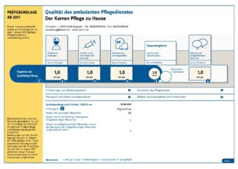 Pflege - Pflegenote_2021