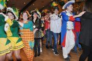 Wieder ein voller Erfolg: Karneval beim Karren