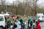 Karren Alaaf beim Karnevalszug