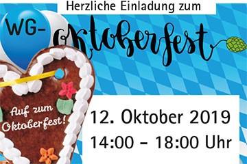 WG Troisdorf feiert Oktoberfest