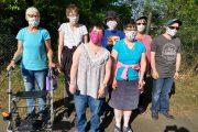 Viele Masken gespendet